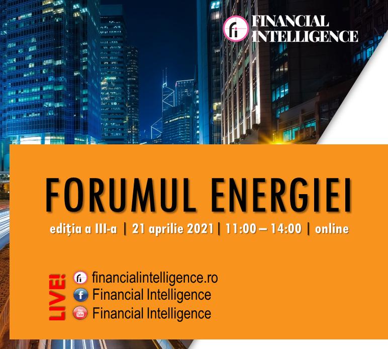 Forumul ENERGIEI 2021
