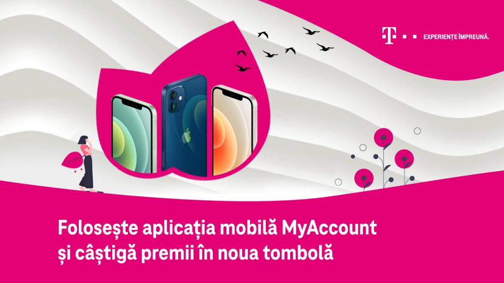 Telekom Romania MyAccount