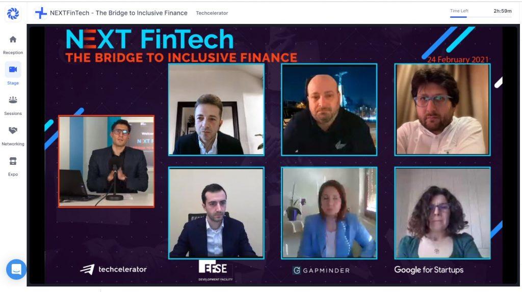 NEXT Fintech -panel banking