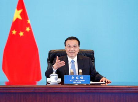 Li Keqiang prim-ministrul Chinei