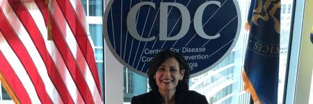 Rochelle Walensky CDC