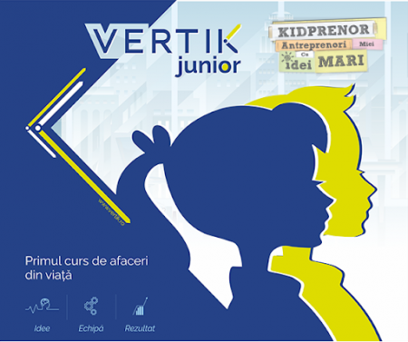 VERTIK Junior banner