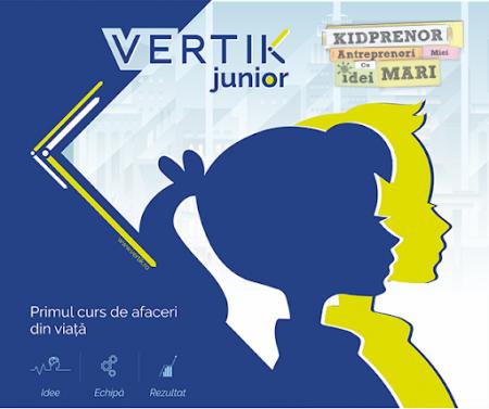 VERTIK Junior banner
