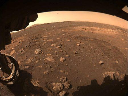 Nasa Roverul Perseverance
