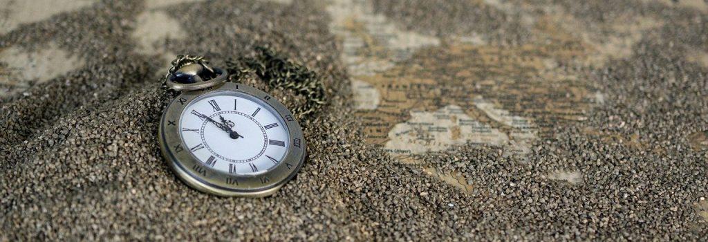 nisip ceas