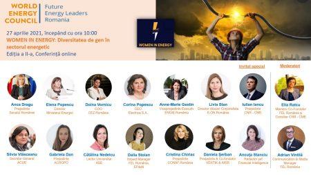 Ancuța Stanciu, membru fondator Financial Intelligence, este speaker la Conferinţa 'Women in Energy: diversitatea de gen în sectorul energetic'