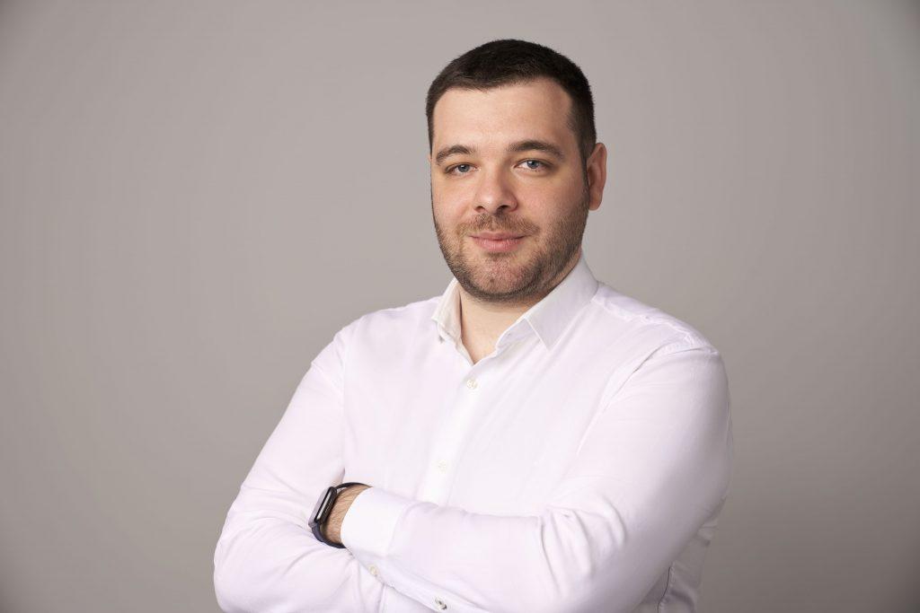 Andrei Vasile - Managing Partner SanoPass