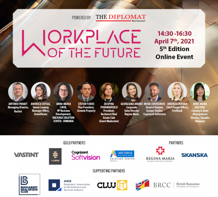 THE DIPLOMAT-BUCHAREST WORKPLACE OF THE FUTURE