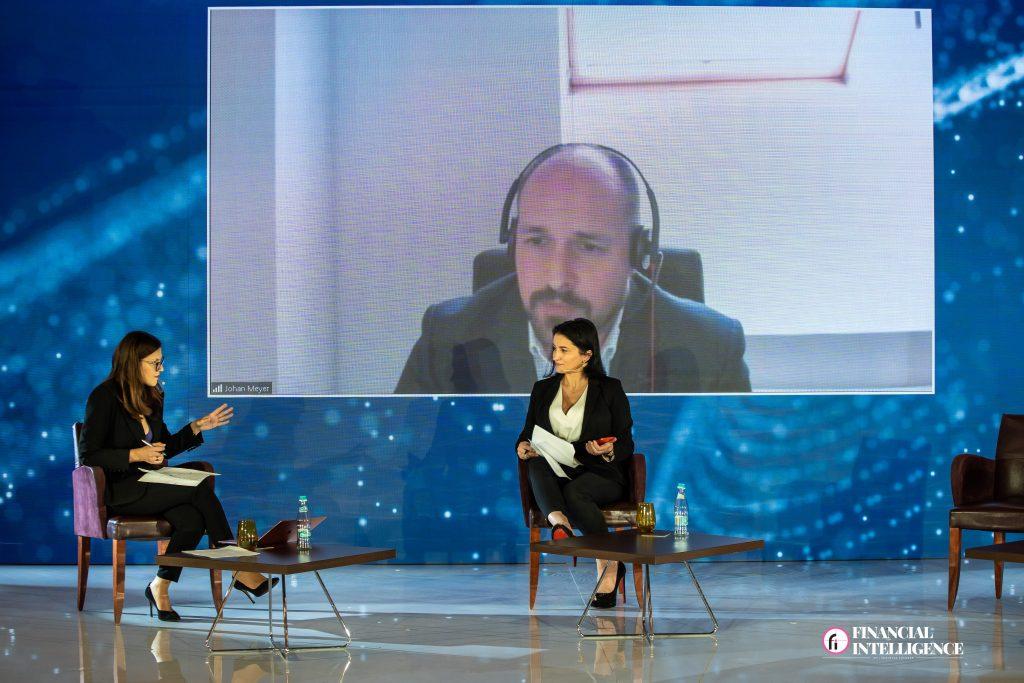 Johan Meyer la Forumul Energiei