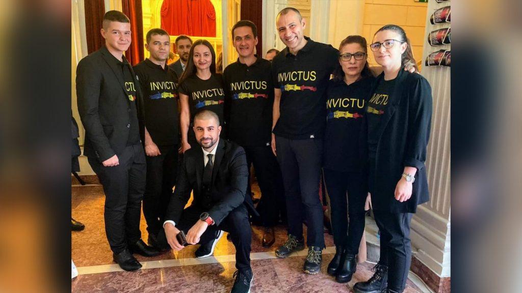 Invictus Romania campanie start