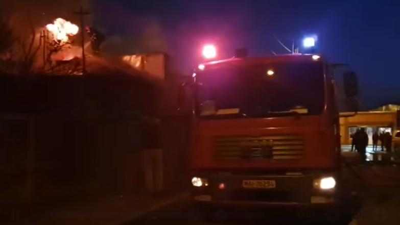 incendiu ferentari