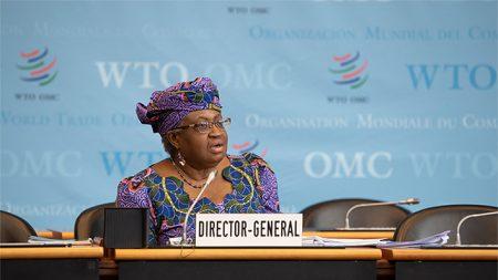 Directorul general al OMC, Ngozi Okonjo-Iweala
