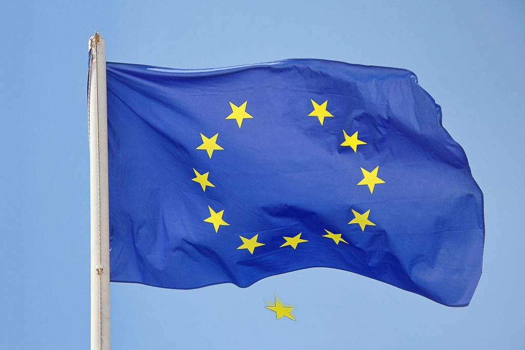 steag uniunea europeana UE, lege 5G, proiect lege, Parlament, Camera Deputatilor