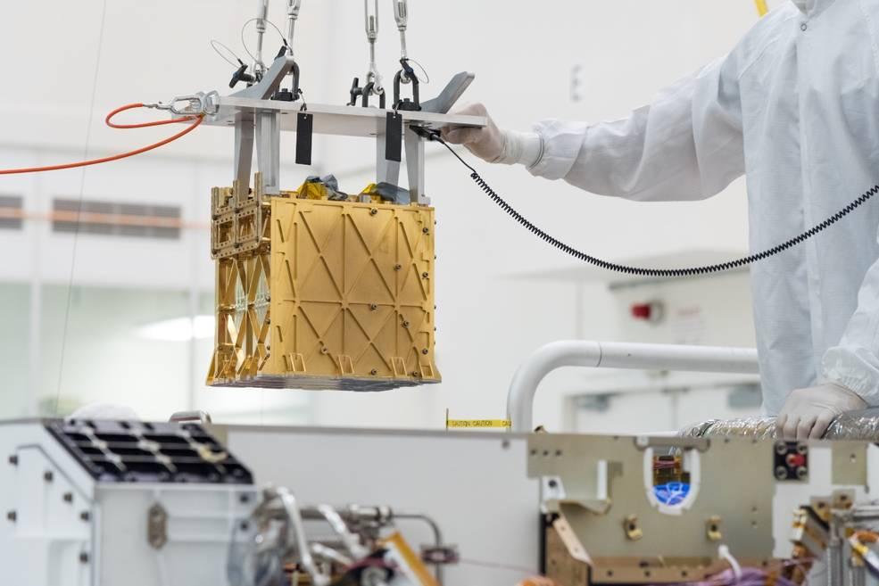 Roverul Perseverance al NASA