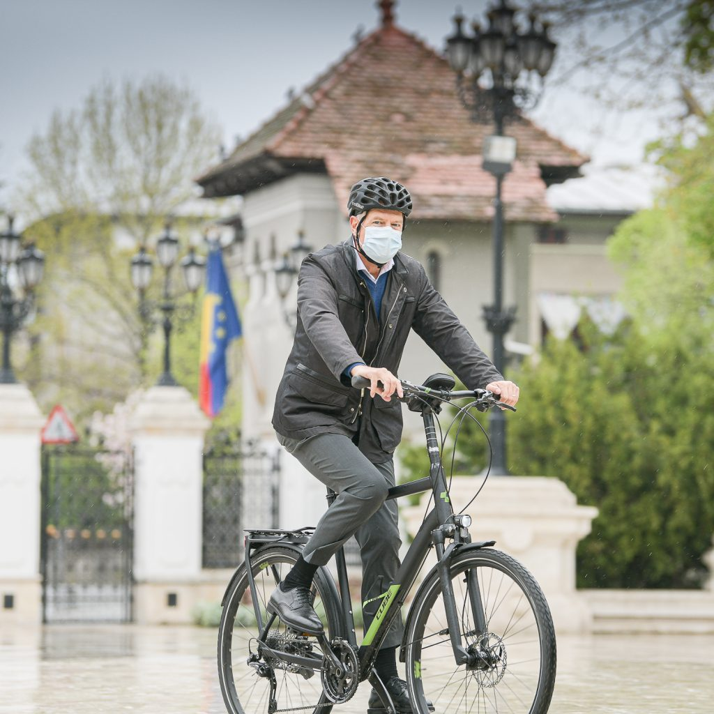 preşedintele Klaus Iohanis