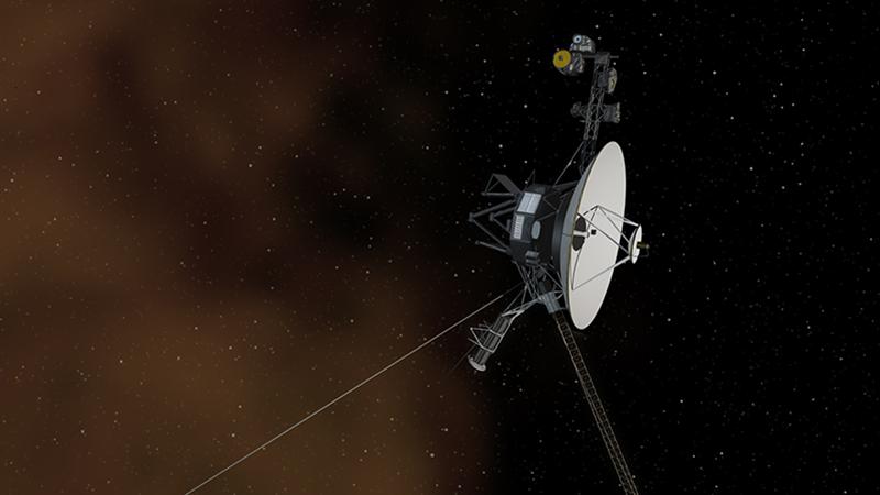 Credit: NASA/JPL-Caltech voyager