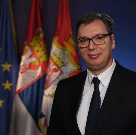 Aleksandar Vucic Serbia sârbi