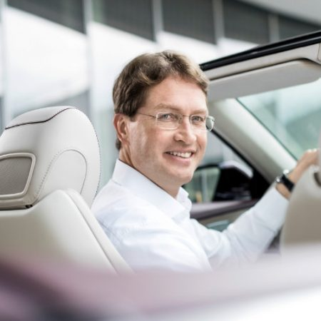 Ola Källenius Daimler