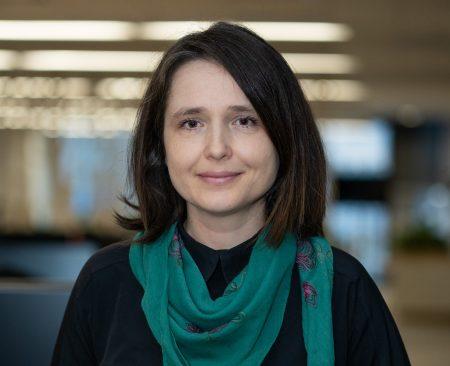 Roxana Cristea, ING Bank, interviu proiect editorial CSALB,