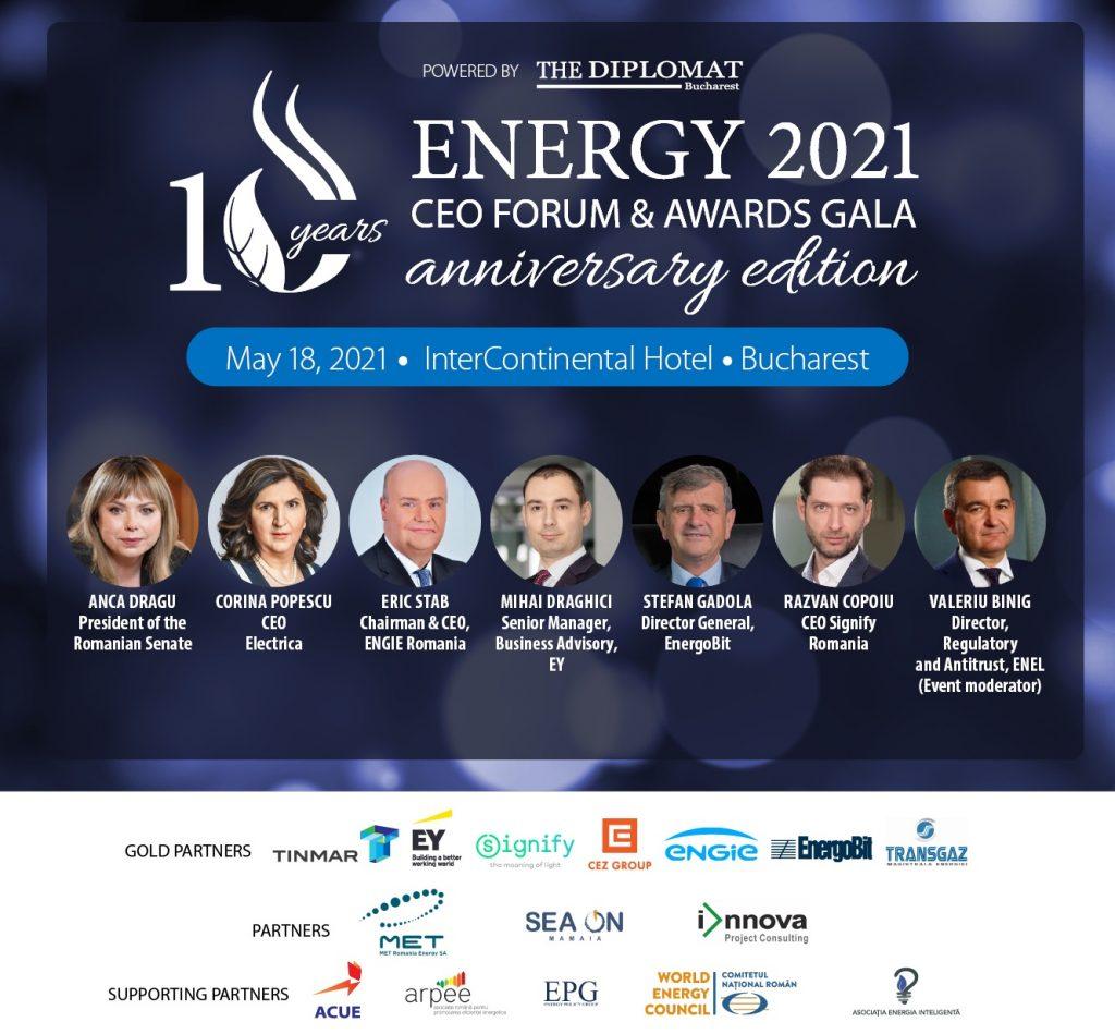 THE ENERGY CEO FORUM & AWARDS GALA