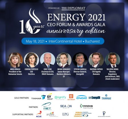 THE ENERGY CEO FORUM & AWARDS GALA