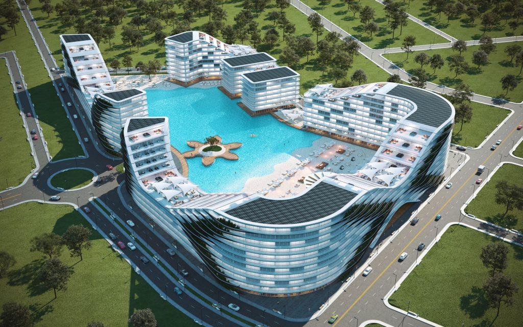 Forty Management a finalizat selecția operatorului hotelului cu 260 de camere din Central District Lagoon City