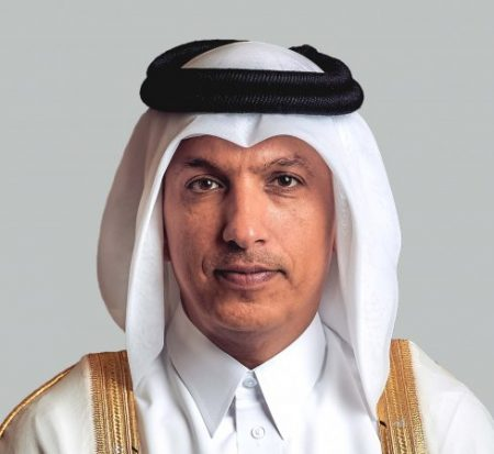 Ministrul de finanţe al Qatarului,Ali Shareef al-Emadi,