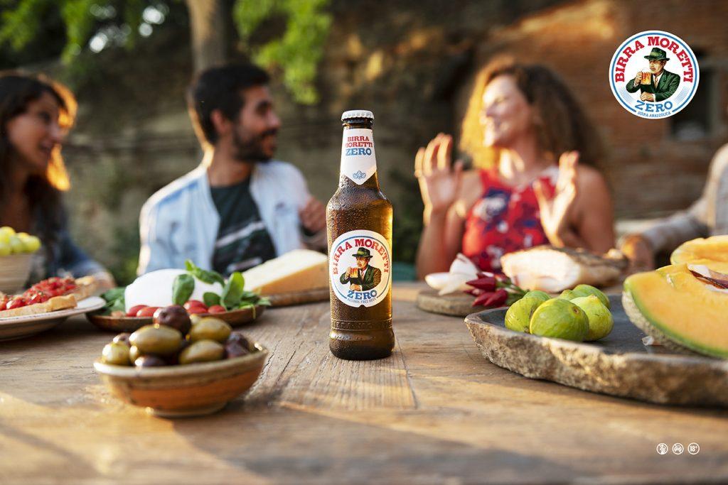 HEINEKEN România a lansat pe piața localăsortimentul de bere fără alcool Birra Moretti® Zero