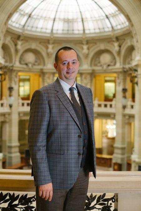 Bogdan Neacsu, CEC Bank, interviu video CSALB