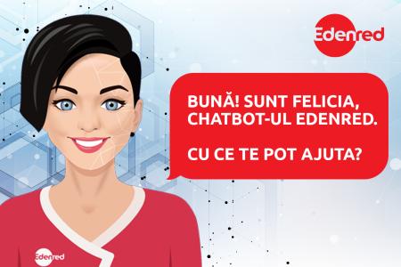 Chatbot-ul Edenred România, Felicia