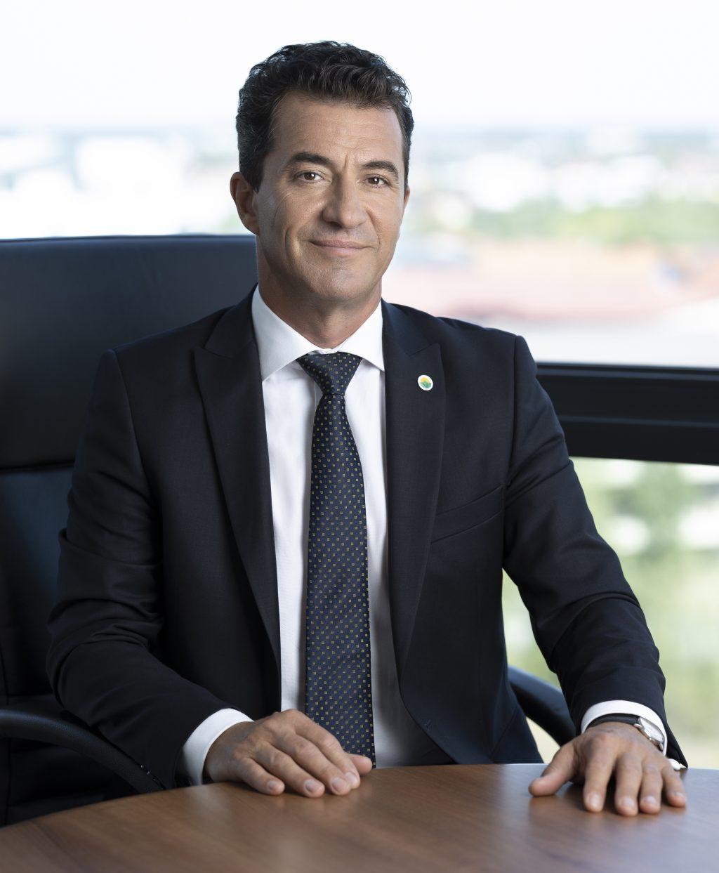 Florian Ciolacu, director executiv Clubul Fermierilor Romani