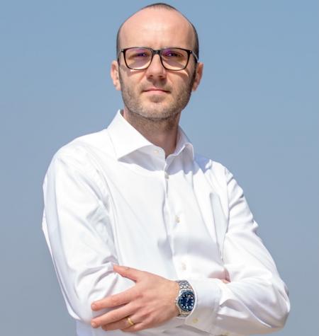 Marius Motofei Vodafone Romania