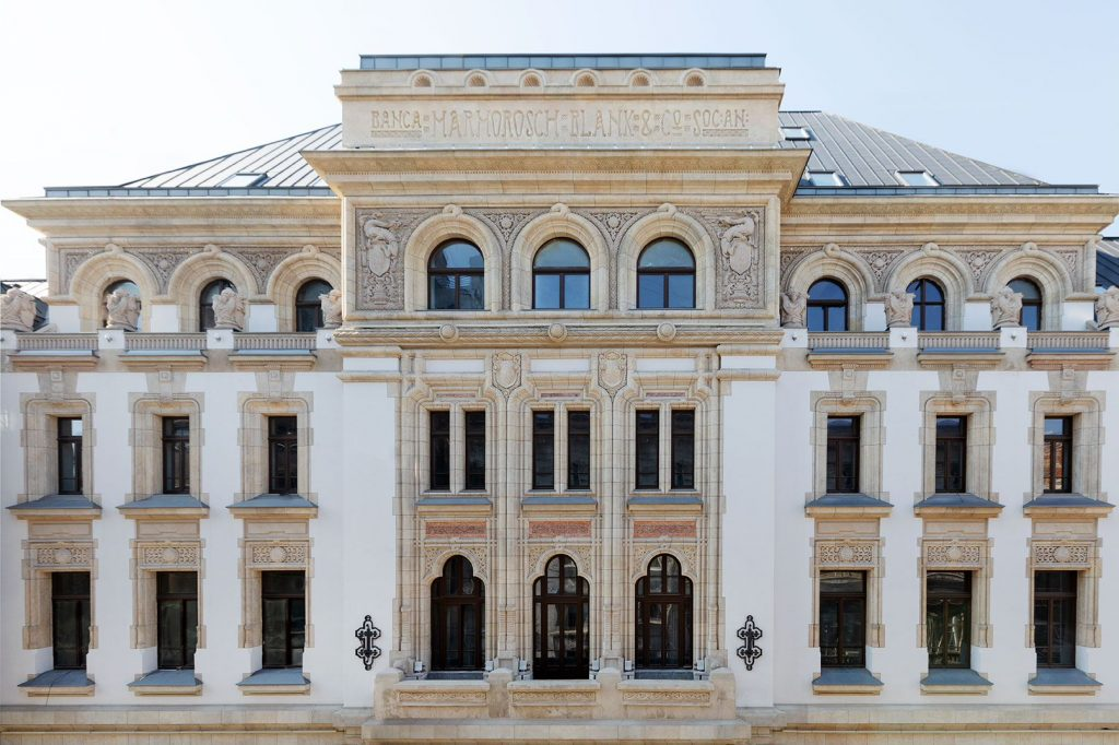 Hotelul Marmorosch Bucharest