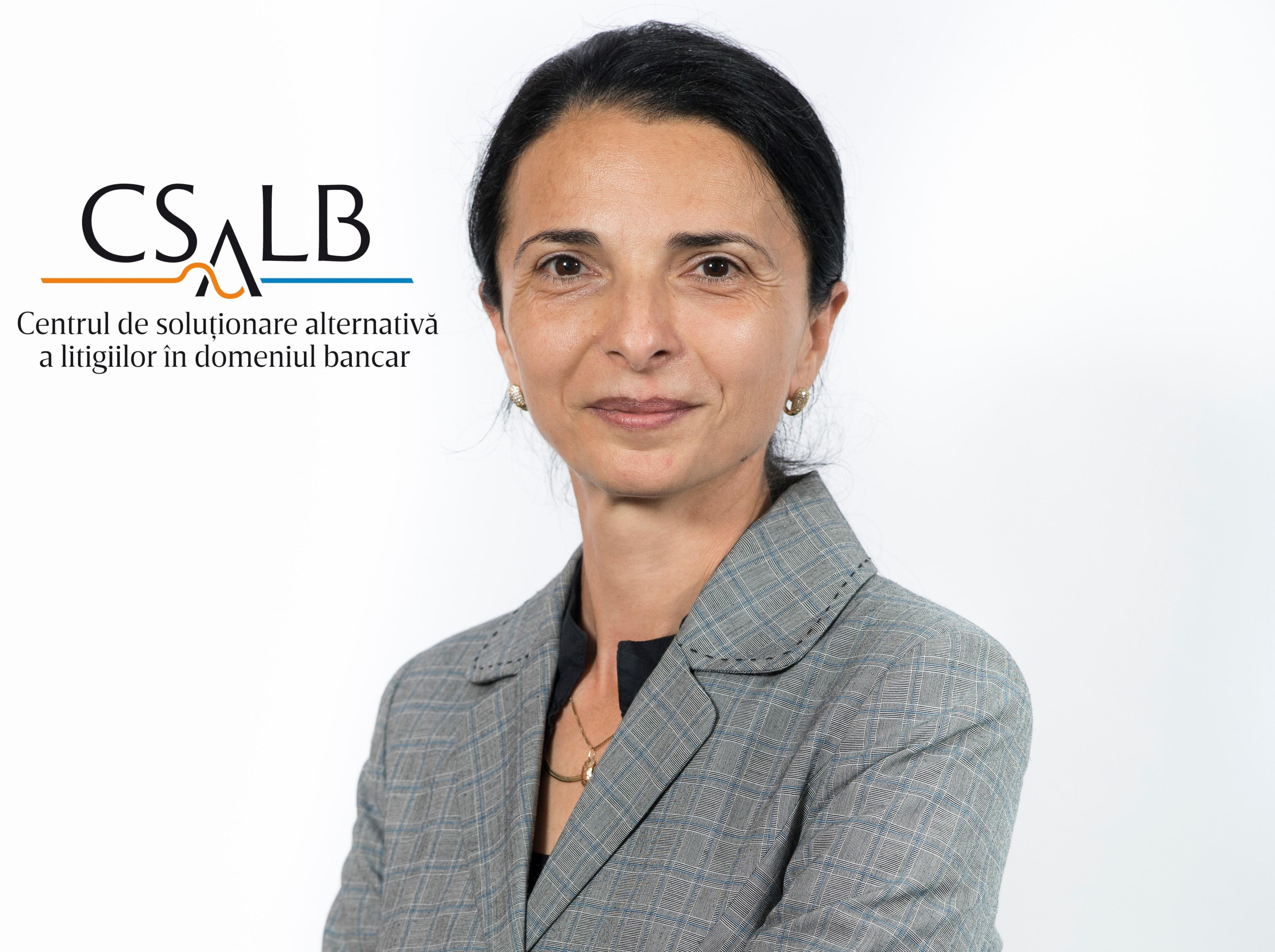 Nela Petrișor, conciliator CSALB