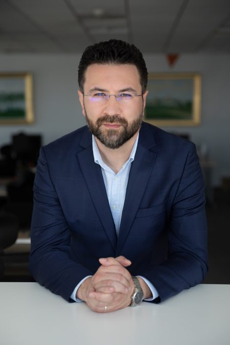Razvan Sighinas, Chief Information Officer, ING Bank România Formul România Digitală Financial Intelligence