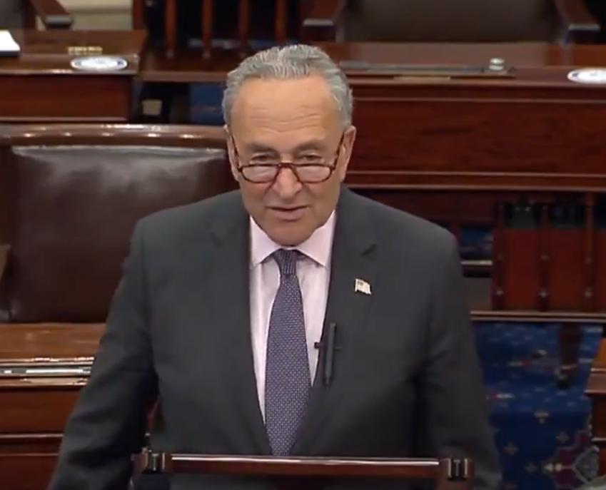 Chuck Schumer Senatul american