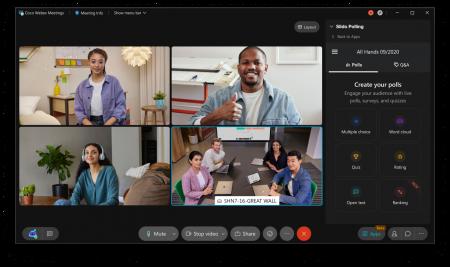 Cisco anunță inovații Webex care permit organizarea de evenimente hibride și un mod de lucru incluziv