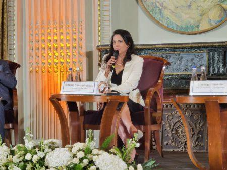 Simona Cosntantinescu, CEO Ana Hotels Athenee Palace Hilton renovat