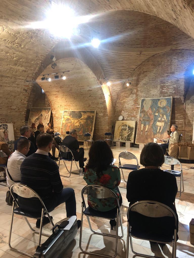"""Conferința """"Bursa antreprenoriatului social și cultural"""", eveniment organizat de Revista Patronatului Român"""