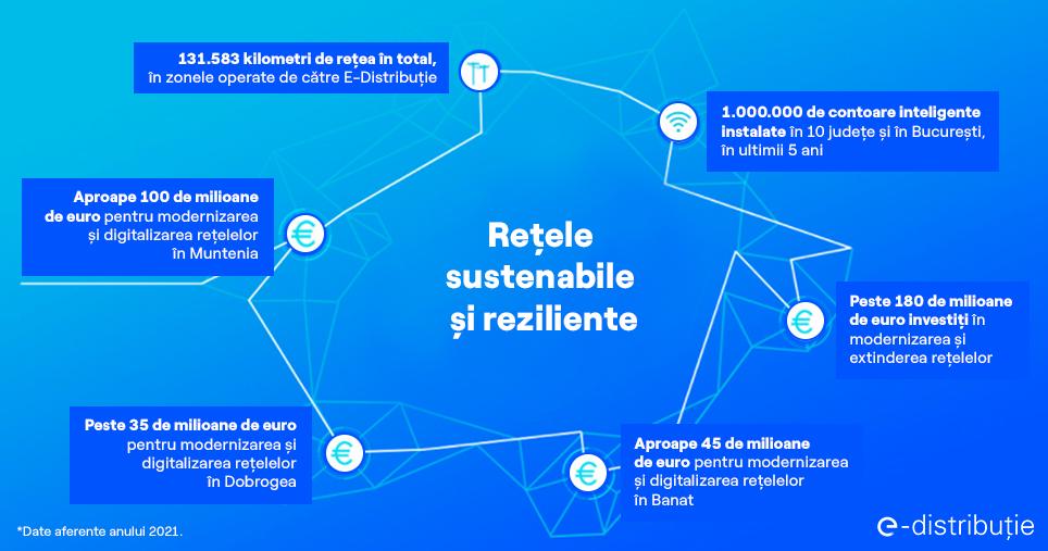 E-Distribuție investitii