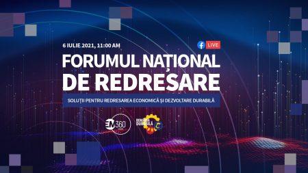 Forumul Național de Redresare. Cum redresăm România