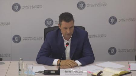 Ministrul Mediului, Apelor şi Pădurilor, Tanczos Barna