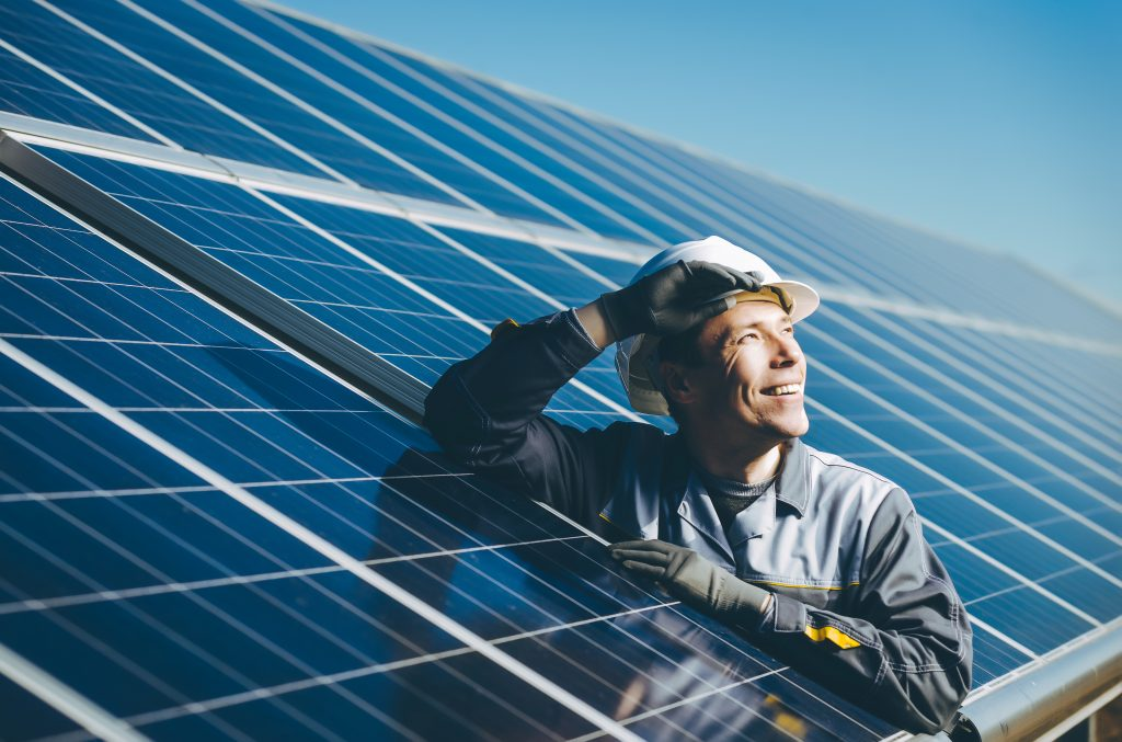 E.ON Cramele Recaș centrala fotovoltaica