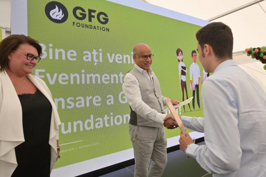 Sanjeev Gupta, Președintele Executiv al Alianței GFG