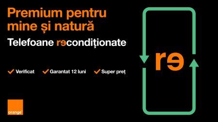 Orange telefoane reconditionate