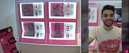 Live Shop_Telekom Romania