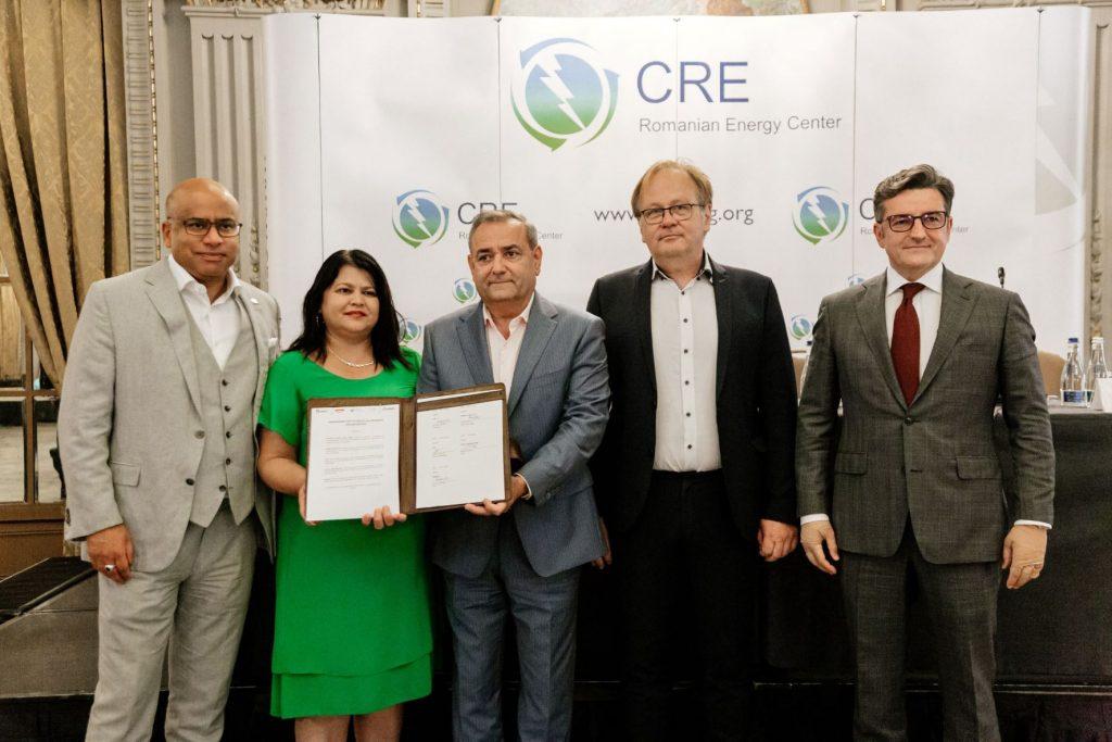 CRE, LIBERTY, MTAG, ICSI and ADREM stabilesc un cadru de colaborare tehnică și de cercetare
