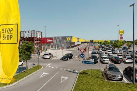 IMMOFINANZ intră pe piața din Italia cu parcurile comerciale STOP SHOP