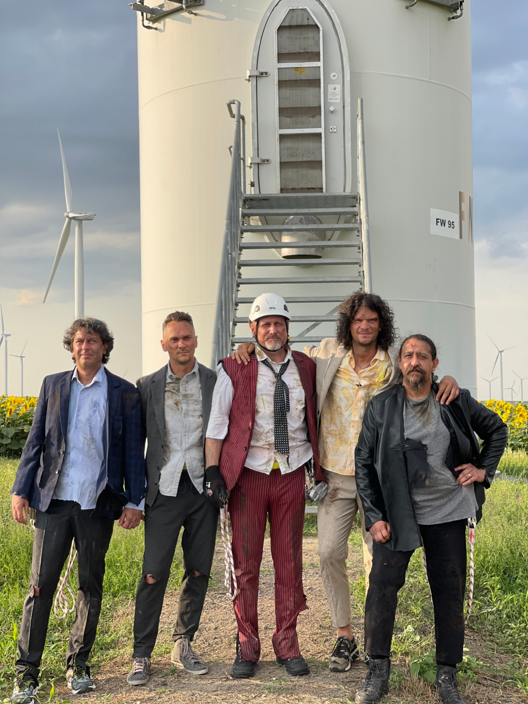 Trupa Vama eolian CEZ
