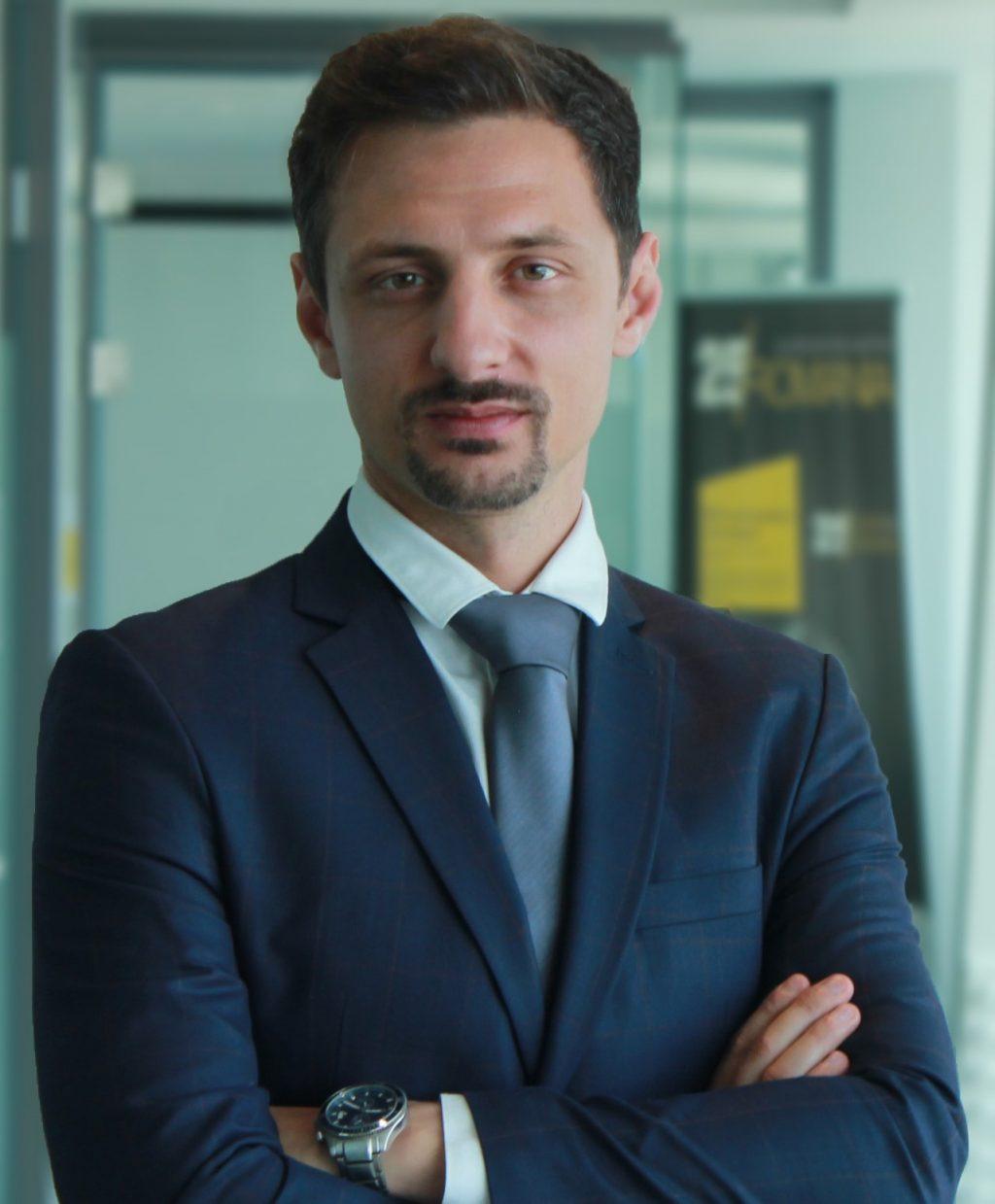 Cristian Zaharia, EY Romania